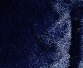 Adult Pear XL Royal Deluxe Beanbag, Teddy Bear, Dark Blue, Removable cover